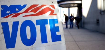 March 6, 2012 - Voting day in the Presidential Primary.
